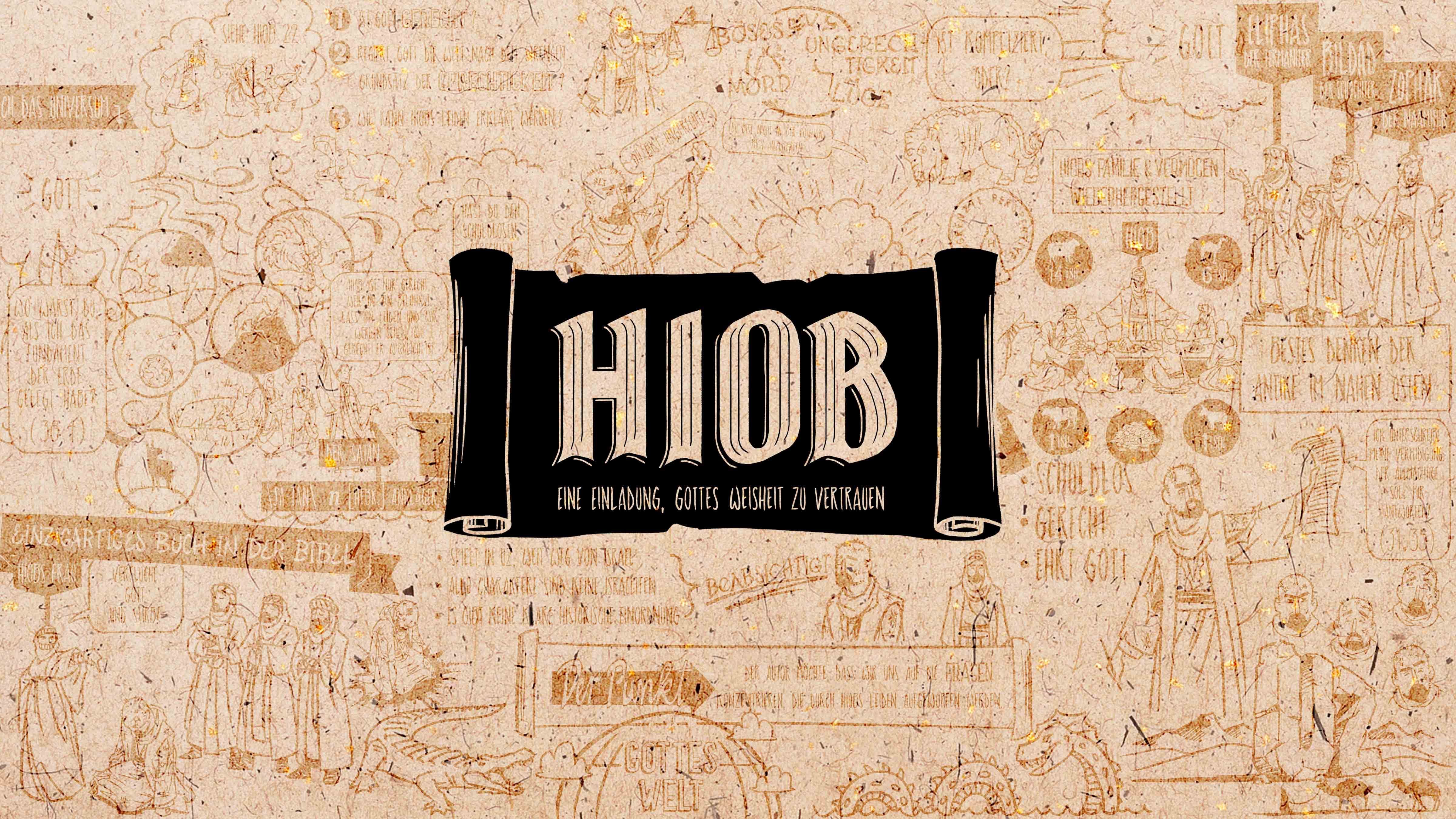 Buch Hiob Bibel